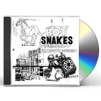 Hot Snakes AUTOMATIC MIDNIGHT CD