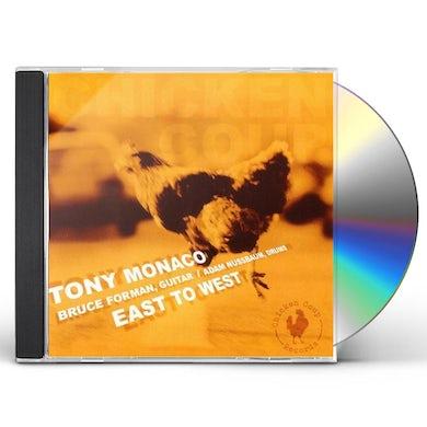 Tony Monaco EAST TO WEST CD