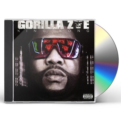 Gorilla Zoe KING KONG CD