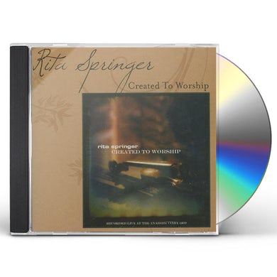 CREATED TO WORSHIP CD