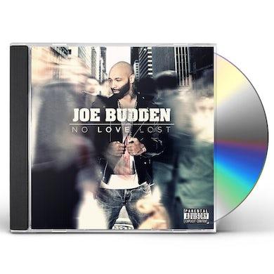 Joe Budden NO LOVE LOST CD
