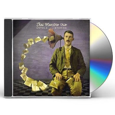 Shai Maestro Trio UNTOLD STORIES CD