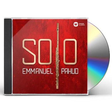 Emmanuel Pahud SOLO CD