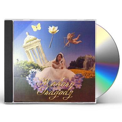 Joanna Wang MODERN TRAGEDY CD