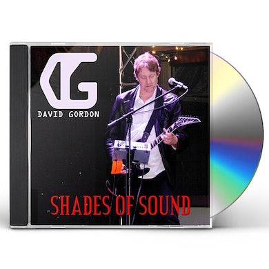 David Gordon SHADES OF SOUND CD