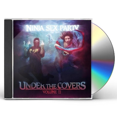 UNDER THE COVERS II CD
