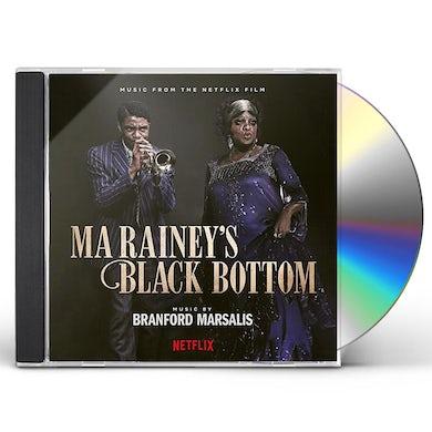 Branford Marsalis MA RAINEY'S BLACK BOTTOM / Original Soundtrack CD