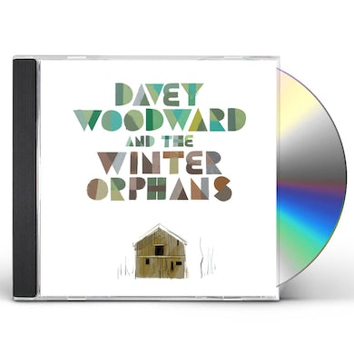 Davey Woodward / Winter Orphans DAVEY WOODWARD & WINTER ORPHANS CD