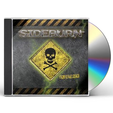 SIDEBURN ELECTRIFY CD CD