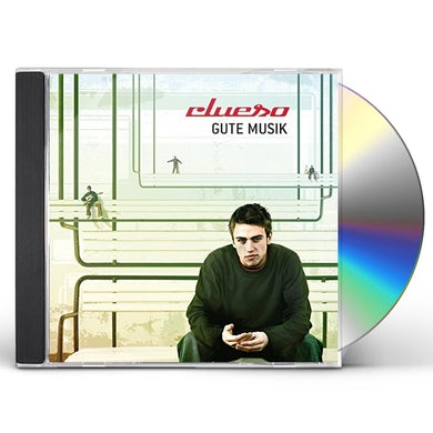 CLUESO GUTE MUSIK CD