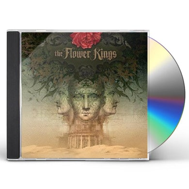 The Flower Kings DESOLATION ROSE CD