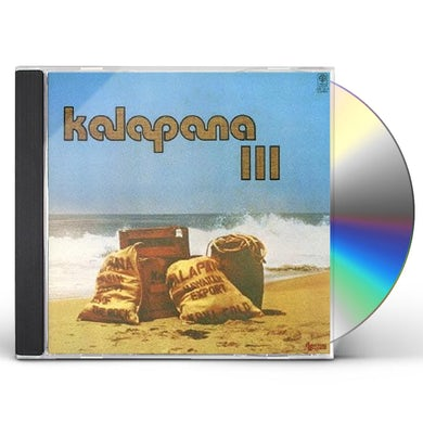 Kalapana 3 CD
