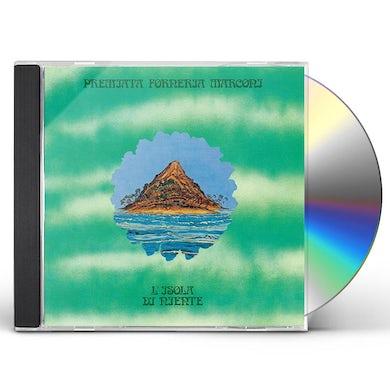 Premiata Forneria Marconi L'ISOLA DI NIENTE CD