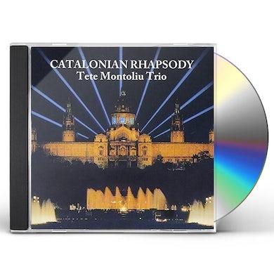 Tete Montoliu CATALONIAN RHAPSODY CD
