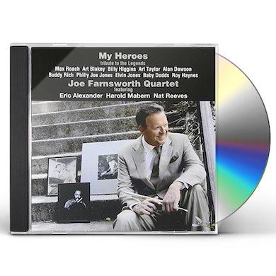 MY HEROES CD