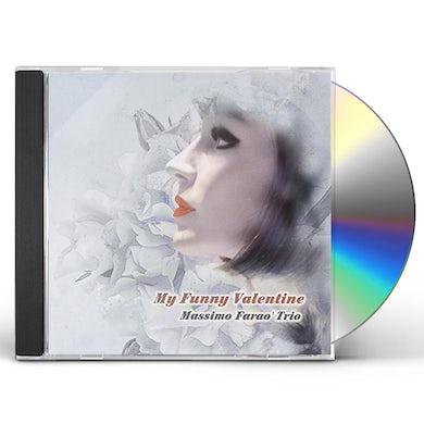Massimo Farao MY FUNNY VALENTINE CD