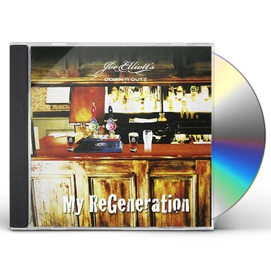 DOWN N OUTZ MY REGENERATION CD