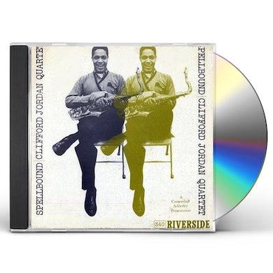 Clifford Jordan SPELLBOUND CD