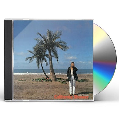Sadao Watanabe CALIFORNIA SHOWER CD