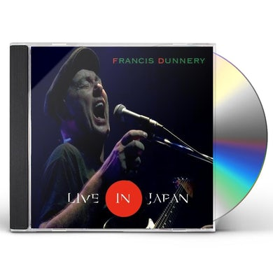 Francis Dunnery LIVE IN JAPAN (UHQCD) CD