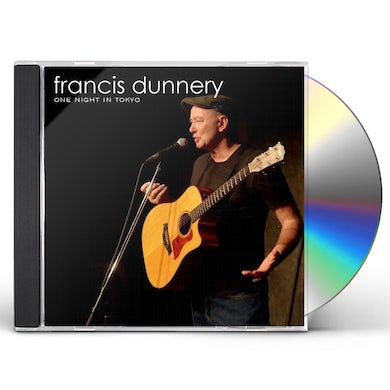 Francis Dunnery ONE NIGHT IN TOKYO (UHQCD) CD
