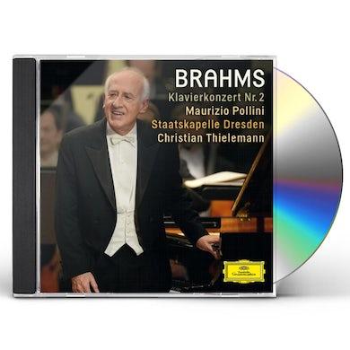Maurizio Pollini BRAHMS: PIANO CONCERTO NO.2 CD