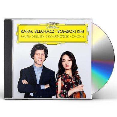 Rafal Blechacz DEBUSSY / FAURE / SZYMANOWSKI / CHOPIN CD