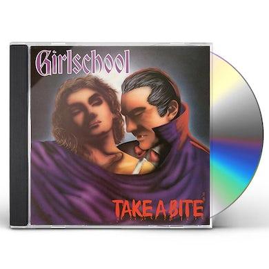 Girlschool TAKE A BITE CD