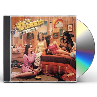 Donnas SPEND THE NIGHT: EXPANDED EDITION CD