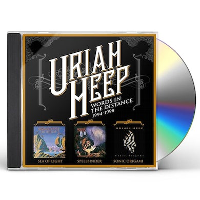 Uriah Heep WORDS IN THE DISTANCE 1994-1998 CD