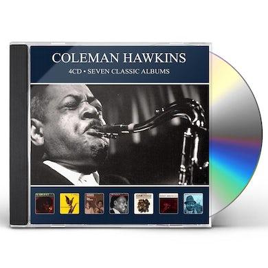 Coleman Hawkins SEVEN CLASSIC ALBUMS CD