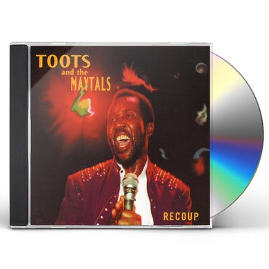 Toots & Maytals RECOUPE CD