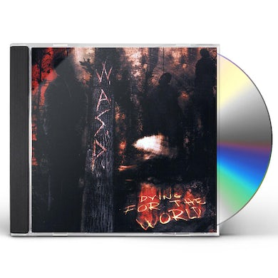 W.A.S.P DYING FOR THE WORLD CD