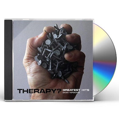 Therapy GREATEST HITS (2020 VERSIONS) CD