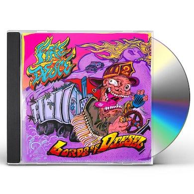 FIRE DEUCE LORDS OF DIESEL CD