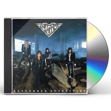 Lion DANGEROUS ATTRACTION CD