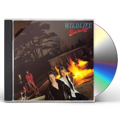Wildlife BURNING CD