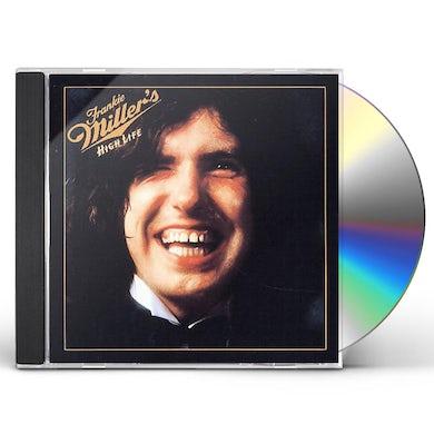 Frankie Miller HIGH LIFE CD