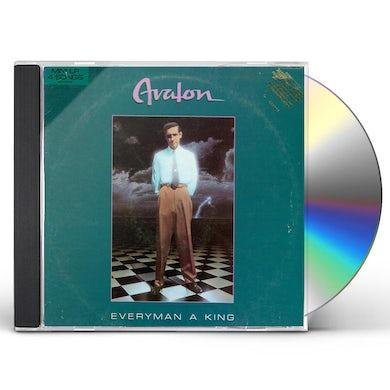 Avalon EVERYMAN A KING CD