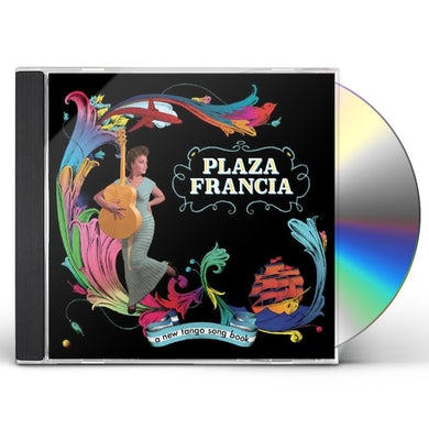 Plaza Francia NEW TANGO SONGBOOK CD