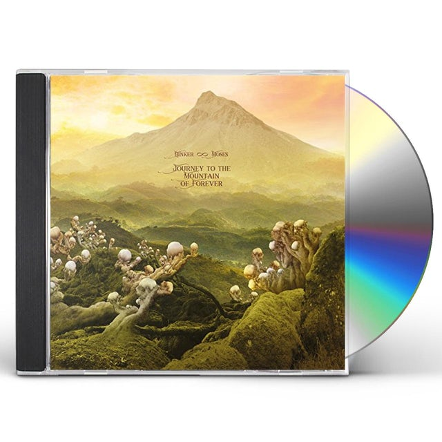 BINKER & MOSES JOURNEY TO THE MOUNTAIN OF FOREVER CD
