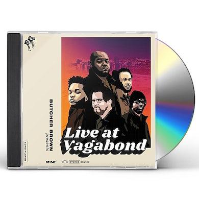 Butcher Brown LIVE AT VAGABOND CD