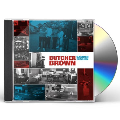 Butcher Brown CAMDEN SESSION CD