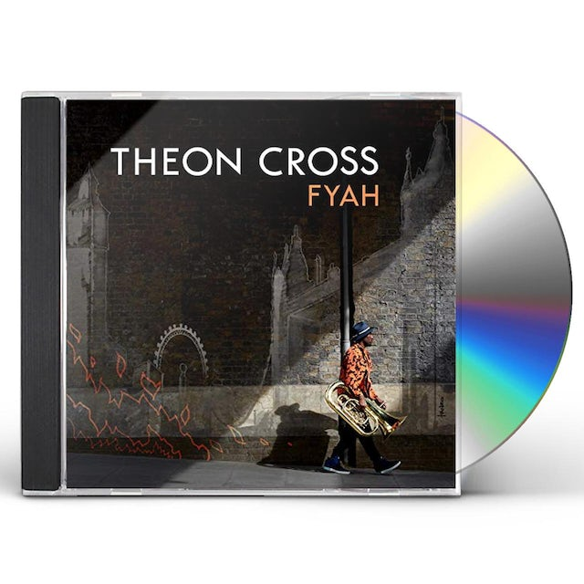 Theon Cross FYAH CD