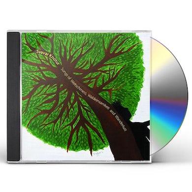 Svavar Knutur SONGS OF WELTSCHMERZ/WALDEINSAMKEIT CD