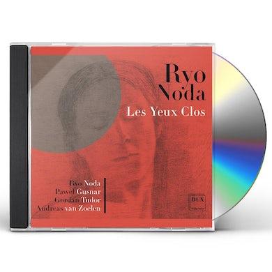 NODA / GUSNAR / NODA LES YEUX CLOS CD