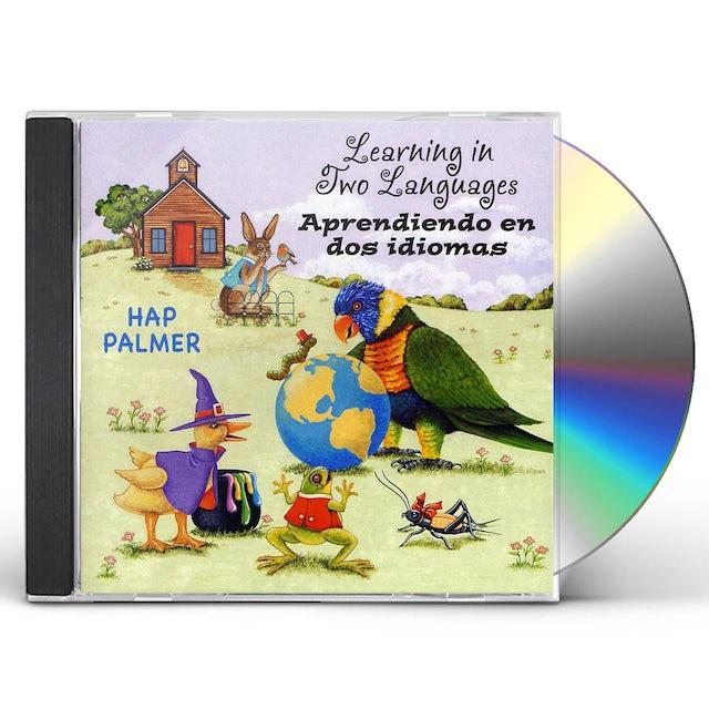 Hap Palmer LEARNING IN TWO LANGUAGES: APRENDIENDO IDIOMAS CD
