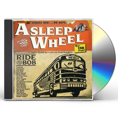 Asleep At The Wheel RIDE WITH BOB CD