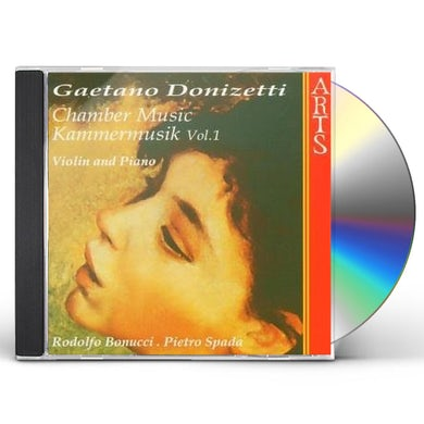 Donizetti CHAMBER MUSIC 1 CD