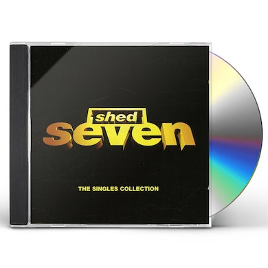 Shed Seven SINGLES COLLECTION CD